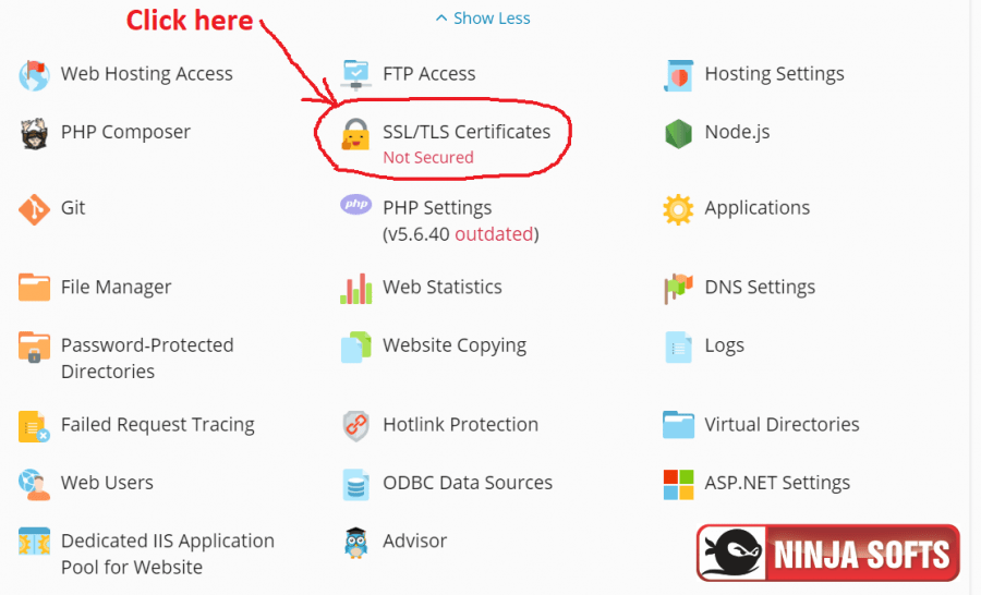 How to enable Free SSL on your website? Guide for Windows Server Clients